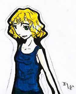 Blond by Koumori-chan