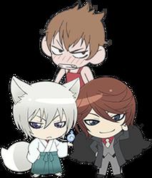 Kamisama Hajimemashita 2 | Chibi Render by mikorin-chan
