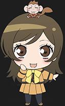 Kamisama Hajimemashita 2 | Chibi Nanami Render by mikorin-chan