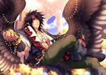 Tibarn- Shipless Pirate by Crescentia-Fortuna
