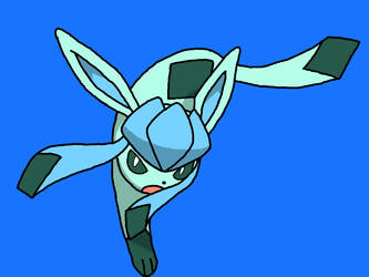 Glaceon by Turtletwig