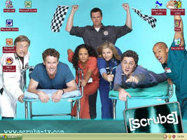 Scrubs by MaterialGurl15