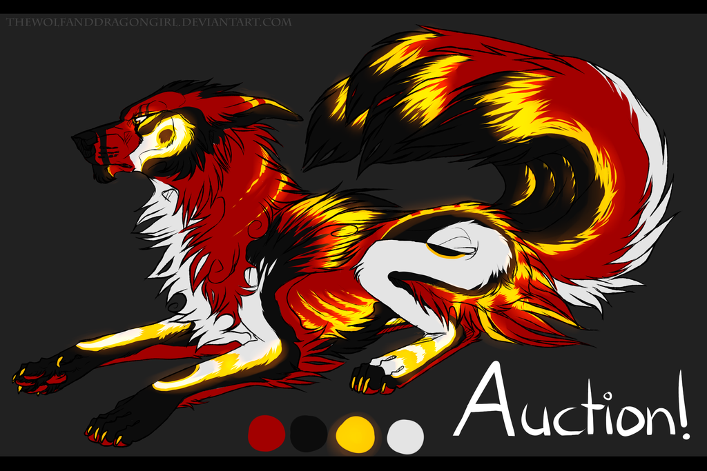 Design Auction! (closed) by Velkss