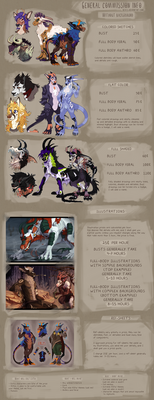 Commissions [OPEN] [2/2]