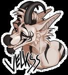 New Velkss Badge