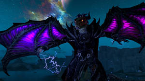 Azana Rebirth - Electric Mage under the stars
