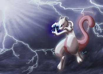 Mewtwo - Shadow Ball