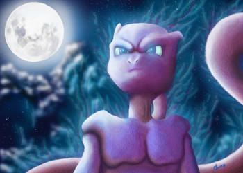 Mewtwo - Power Up