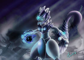 Mewtwo - Rebirth (Armoured Version)