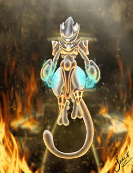 Mewtwo - Genetic Pokemon (Armoured Version)