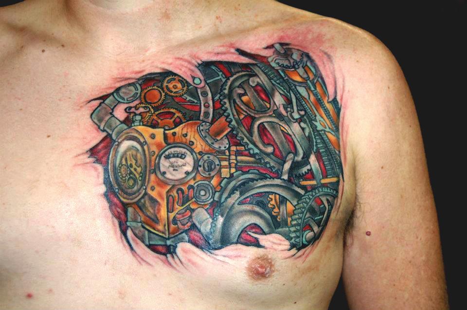 James harvey ink master