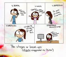 Breaking up by luartandcomics