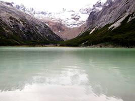 Laguna Esmeralda by luartandcomics