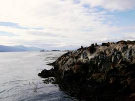 Isla de los Lobos by luartandcomics