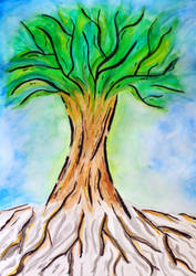 Roots by luartandcomics