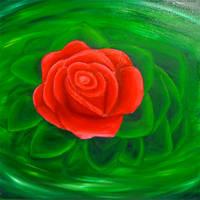 Red Rose by luartandcomics