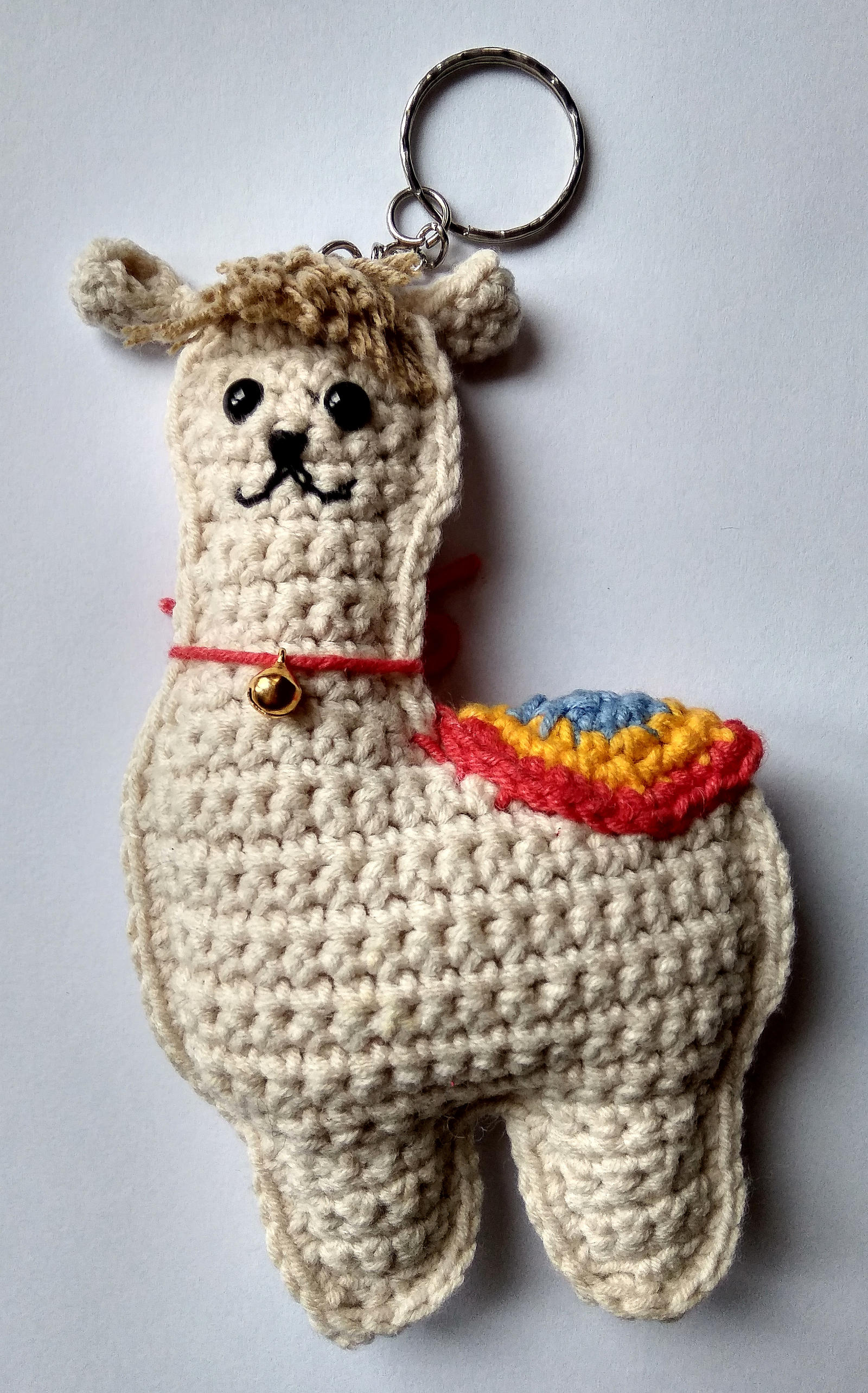 Alicia the Alpaca amigurumi pattern - Amigurumipatterns.net | 2565x1600