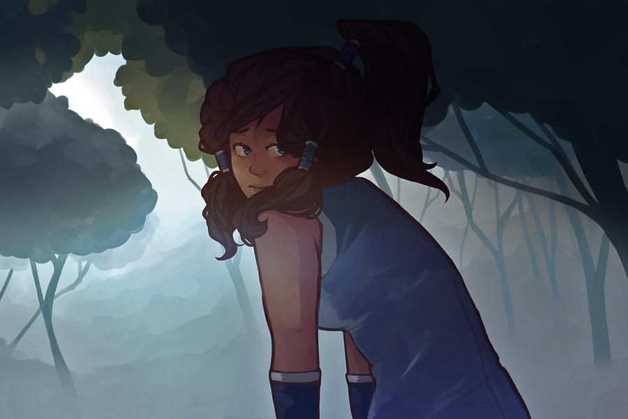 Fog | Korra by Citrus-Umbrella