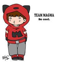 Team Magmah by Rizeru-chan