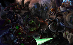 Heroes Of The Storm Contest by dsmaug