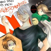 MEIN AWESOMENESS by Konisu