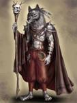 Wolf-shaman