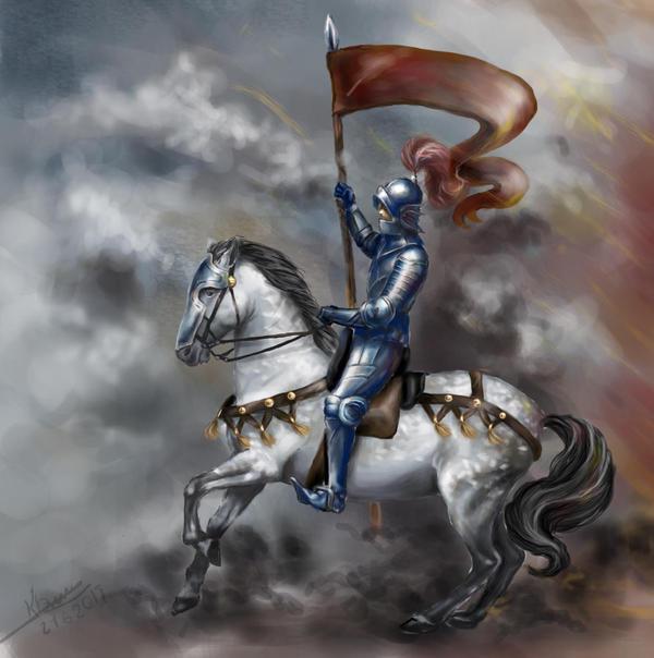 knight by deMefa
