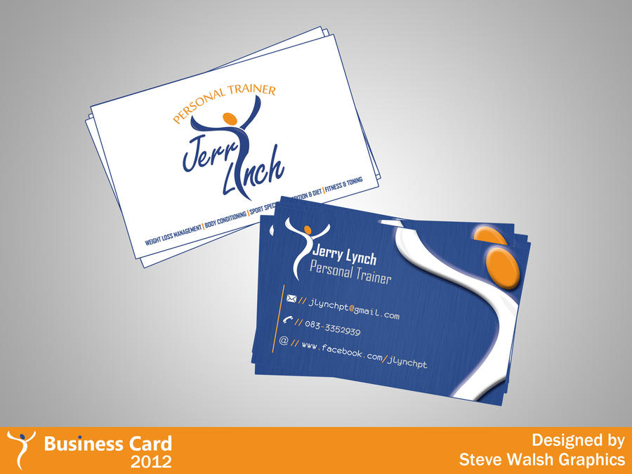 Personal trainer Business card by LiFeShorT-SuntiT on DeviantArt