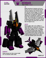 INJECTICON KICKBACK by F-for-feasant-design