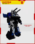 AUTOBOT BLUESTREAK