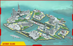 AUTOBOT ISLAND by F-for-feasant-design