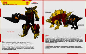 TARGETMASTER STAB by F-for-feasant-design