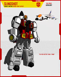AERIALBOT SLINGSHOT by F-for-feasant-design