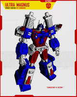 ULTRA MAGNUS by F-for-feasant-design