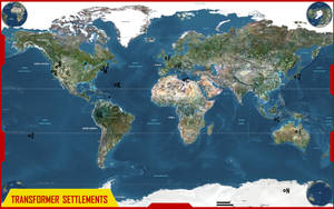TRANSFORMERS SETTLEMENTS ON EARTH by F-for-feasant-design