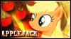 Applejack Stamp by jewlecho