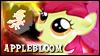 Applebloom Stamp by jewlecho