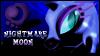 Nightmare Moon Stamp by jewlecho