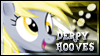 Derpy Hooves Stamp by jewlecho
