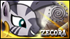 Zecora Stamp by jewlecho