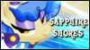 Sapphire Shores Stamp by jewlecho