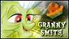 Granny Smith Stamp by jewlecho