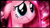 Sad Pinkie Stamp by jewlecho