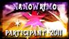 NaNoWriMo Participant 2011 by jewlecho