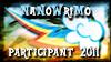 NaNoWriMo Rainbow Dash Style by jewlecho