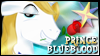 Prince Blueblood Stamp by jewlecho
