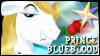 Prince Blueblood Stamp by jewlecho