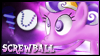 Screwball Stamp by jewlecho