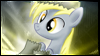 Derpy Nightmare Night Stamp by jewlecho