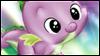 Baby Spike Stamp by jewlecho